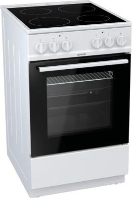 Электрическая плита Gorenje EC5113WG белый электрическая плита gorenje ec5341wc белый
