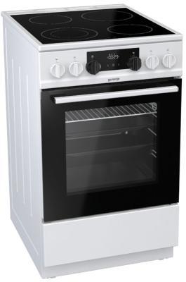Электрическая плита Gorenje EC5341WC белый электрическая плита gorenje ec5341wc белый