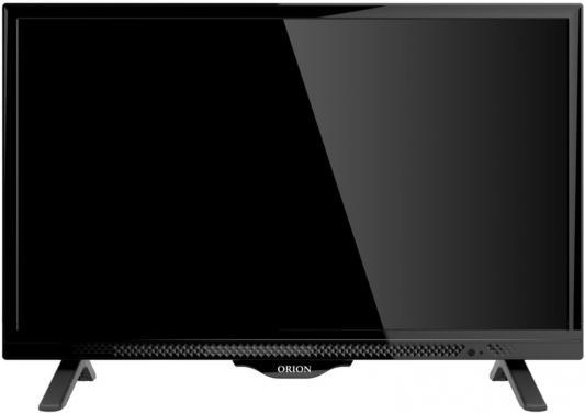 Телевизор Orion OLT-24502 черный led телевизор orion olt 32102