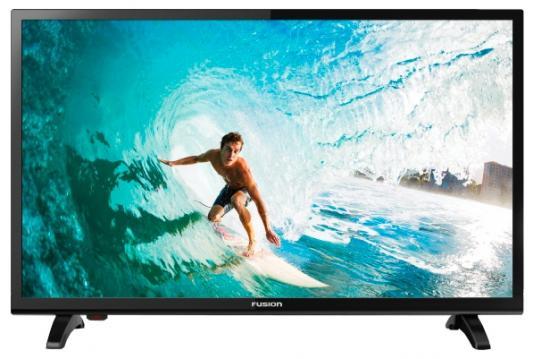 Телевизор FUSION ЖК 22 черный
