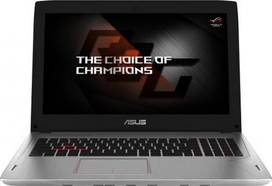 Ноутбук ASUS GL502VS-GZ363T 15.6 1920x1080 Intel Core i7-7700HQ 90NB0DD6-M05050 ноутбук asus k751sj ty020d 90nb07s1 m00320