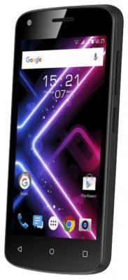 "Смартфон Fly FS456 Nimbus 14 черный 4.5"" 4 Гб Wi-Fi GPS 3G"