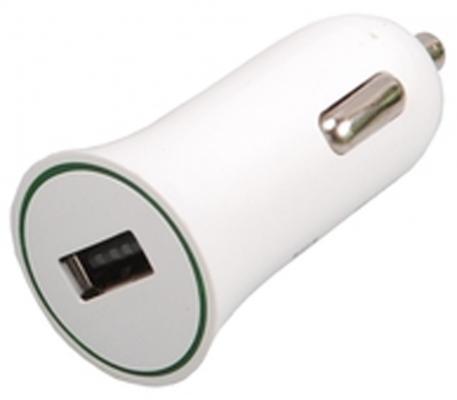 Зарядное устройство Ritmix RM-112DC USB 1A белый