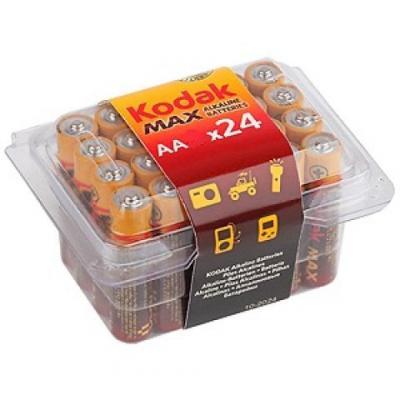 Батарейки KODAK Max LR03-24 24 3A PVC/ K3A24 24/480/34560 LR03 24 шт a v кабель kodak m863 купить