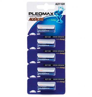 Батарейки Samsung Pleomax A27-5BL A27 5 шт