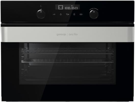Электрический шкаф Gorenje BCM547ORAB черный электрический шкаф gorenje bo53clb черный