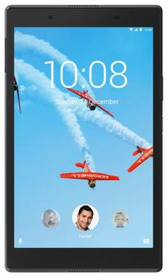 Планшет Lenovo Tab 4 TB-8504X 8 16Gb черный Wi-Fi 3G Bluetooth LTE Android ZA2D0036RU планшет prestigio multipad grace 3118 pmt31183gccis black mediatek mt8321 1 2 ghz 1024mb 8gb wi fi bluetooth cam 8 0 1280x800 android