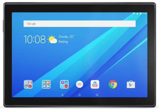 "Планшет Lenovo Tab 4 TB-X304L 10.1"" 16Gb черный 3G Wi-Fi Bluetooth LTE Android ZA2K0056RU"