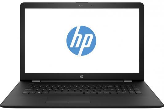 "Ноутбук HP 17-bs007ur 17.3"" 1600x900 Intel Celeron-N3060 1ZJ25EA"