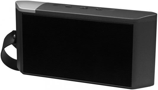 Портативная акустика Ginzzu GM-873B черный цена и фото