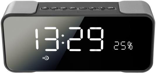 Портативная акустика Ginzzu GM-884B черный