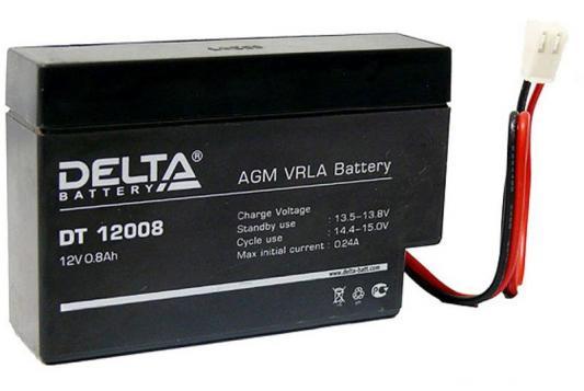 Батарея Delta DT 12008 0.8Ач 12B delta