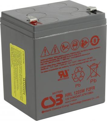 Батарея CSB HRL1223W F2FR 12V/5.8AH
