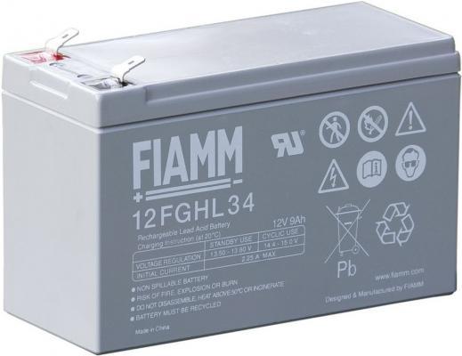 Батарея FIAMM 12FGHL34 9Ач 12B от 123.ru