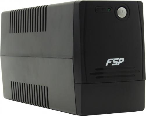 ИБП FSP DP850 850VA/480W PPF4801300 набор кнопок hyperx keycap fsp moba titaniu hxs kbkc2