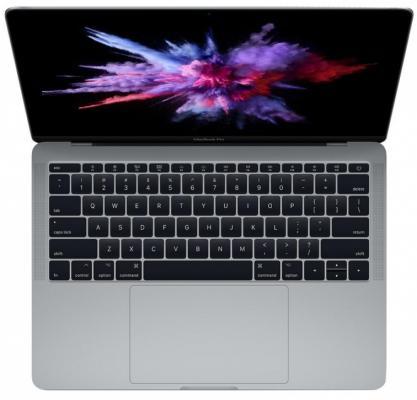 "Ноутбук Apple MacBook Pro 13.3"" 2560x1600 Intel Core i7 512 Gb 16Gb Intel Iris Plus Graphics 640 серый macOS Z0UH0009E, Z0UH/13"