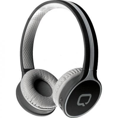лучшая цена Гарнитура QUMO BT-0020 серый