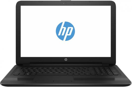 Ноутбук HP 15-bw532ur <2FQ69EA> AMD A6-9220 (2.4)/4Gb/500Gb/15.6HD/Int: AMD Radeon R4/DVD-RW/Win10 (Jet Black) ноутбук hp 15 bs027ur 1zj93ea core i3 6006u 4gb 500gb 15 6 dvd dos black