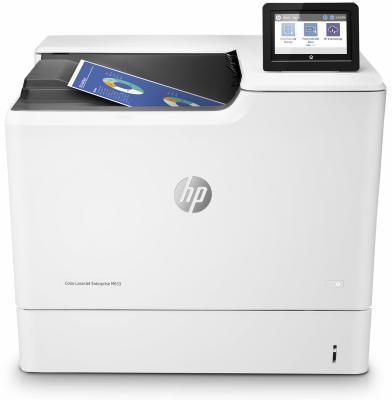 Принтер HP Color LaserJet Enterprise M653dn J8A04A цветной A4 56ppm 1200x1200dpi 1024Mb Ethernet USB принтер hp color laserjet enterprise m653dn