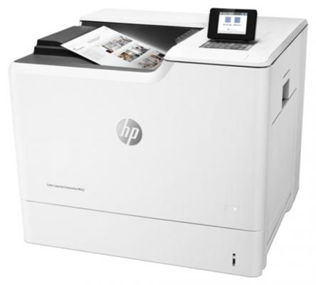 Принтер HP Color LaserJet Enterprise M652dn J7Z99A цветной A4 47ppm 1200x1200dpi 1024Mb Ethernet USB принтер hp color laserjet enterprise m652dn