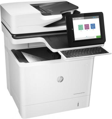 МФУ HP LaserJet Enterprise M631dn J8J63A ч/б A4 52ppm 1200x1200dpi Ethernet USB