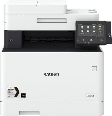 МФУ Canon i-SENSYS MF735Cx цветное A4 27ppm 600x600dpi Ethernet USB Wi-Fi 1474C052 мфу canon i sensys colour mf635cx цветное a4 18ppm 600x600dpi ethernet usb wi fi 1475c038