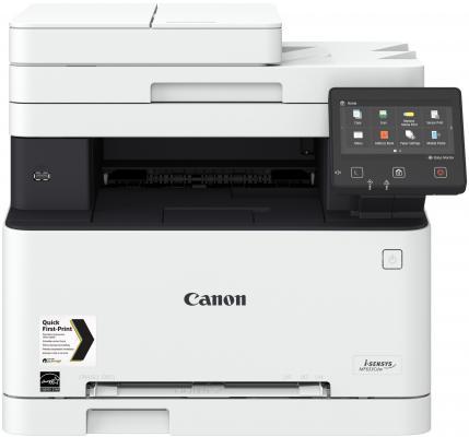 МФУ Canon i-SENSYS MF633Cdw цветное A4 18ppm 600x600dpi Ethernet USB Wi-Fi 1475C007 canon i sensys mf237w мфу