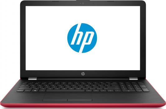 Ноутбук HP 15-bs059ur 15.6 1366x768 Intel Core i3-6006U 1VH57EA ноутбук hp 15 bs027ur 1zj93ea core i3 6006u 4gb 500gb 15 6 dvd dos black