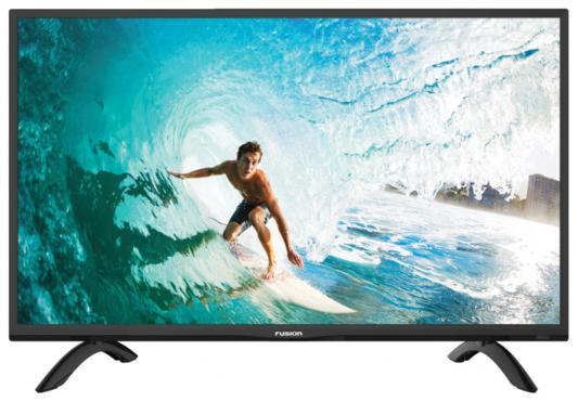 Телевизор FUSION FLTV-32C100T черный