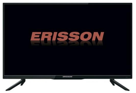 Телевизор Telefunken TF-LED32S60T2 черный телевизор telefunken tf led24s41t2 черный