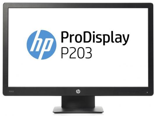 Монитор 20 HP ProDisplay P203 X7R53AA hp prodisplay p232