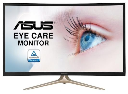 """Монитор 32"""" ASUS VA327H 90LM03D1-B01170 монитор asus mg278q black 90lm01s0 b01170"""