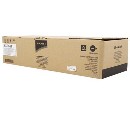 Картридж Sharp MX315GT для MX-M266N/316N/356N черный sharp mx m182