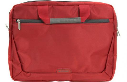Сумка для ноутбука 15.6 Sumdex PON-111RD полиэстер красный
