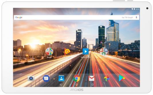 """Планшет ARCHOS 101c Helium 10.1"""" 16Gb серебристый белый Wi-Fi 3G LTE Bluetooth Android"""