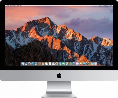 Фото - Моноблок 27 Apple iMac 5120 x 2880 Intel Core i7-7700K 16Gb 2Tb AMD Radeon Pro 580 8192 Мб macOS серебристый Z0TR000GE, Z0TR/11 моноблок 27 apple imac 5120 x 2880 intel core i5 7600 8gb 3tb amd radeon pro 575 4096 мб macos серебристый z0tq002bx