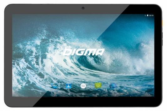 "Планшет Digma Optima 1315T 4G 10.1"" 8Gb черный Wi-Fi 3G LTE Android TT1108ML"