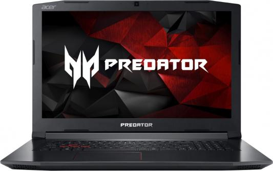 Ноутбук Acer Predator PH317-51-70SY 17.3 1920x1080 Intel Core i7-7700HQ NH.Q2MER.005 ноутбук acer predator ph317 51 70sy 17 3 1920x1080 intel core i7 7700hq nh q2mer 005