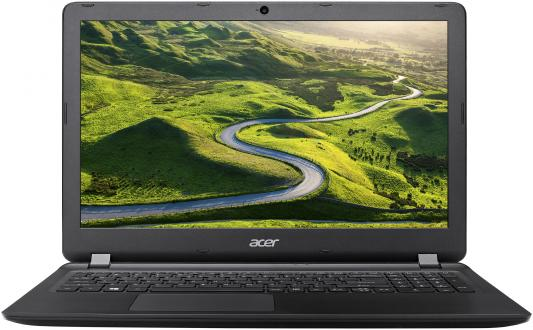 Ноутбук Acer Aspire ES 15 ES1-572 15.6 1920x1080 Intel Core i3-6006U ноутбук acer aspire es1 572 35j1 core i3 6006u 4gb 500gb dvd rw intel hd graphics 520 15 6 fhd 1920x1080 linux black wifi bt cam