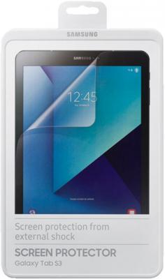 """Защитная пленка Samsung Galaxy Tab S3 9.7"""" ET-FT820CTEGRU прозрачная 2шт"""