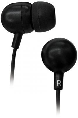 Наушники BBK EP-1160S черный  цена