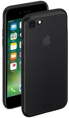 Накладка Deppa Gel Plus для iPhone 7 iPhone 8 матовый черный 85281