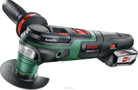 Многофункциональная шлифмашина Bosch AdvancedMulti 18 Вт