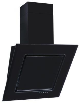 Вытяжка каминная Elikor Оникс 60П-1000-Е4Д черный цена и фото