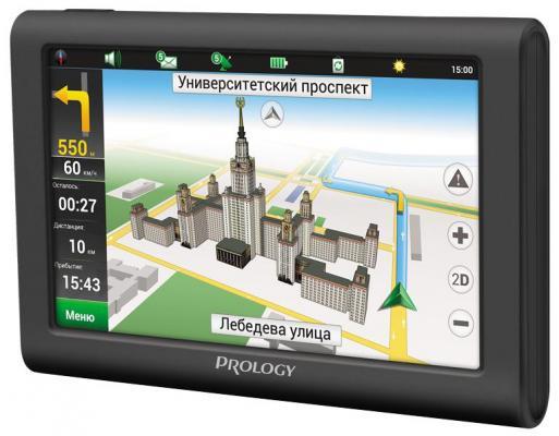 """Навигатор Prology iMap-5900 Навител 5"""" 800x480 SD черный, , Навигаторы"""