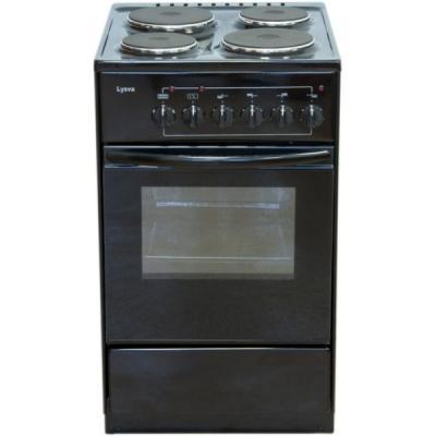 Электрическая плита Лысьва ЭП 401 СТ черный электрическая плита лысьва эп 301 ст белый