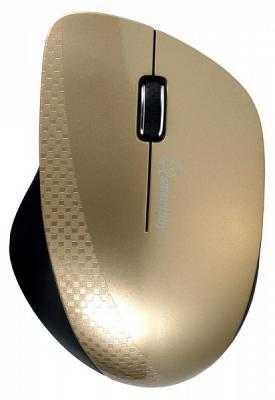 Мышь беспроводная Smart Buy SBM-309AG-O золотой металлик USB