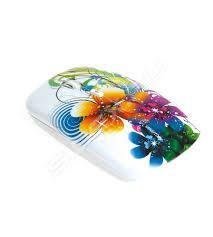 Мышь беспроводная Smartbuy 327AG принт Цветы [SBM-327AG-FL-FC]