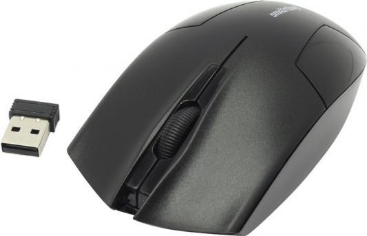 все цены на Мышь беспроводная Smartbuy ONE 341AG черная [SBM-341AG-K] онлайн