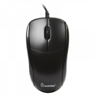 Мышь проводная Smart Buy ONE 322 чёрный USB